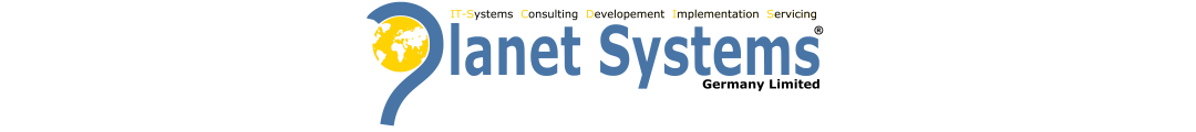 Planet Systems ® Germany Limited Logo